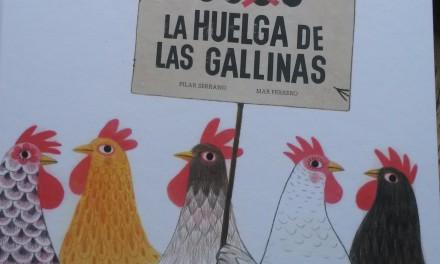 La huelga de las gallinas, una lectura imprescindible