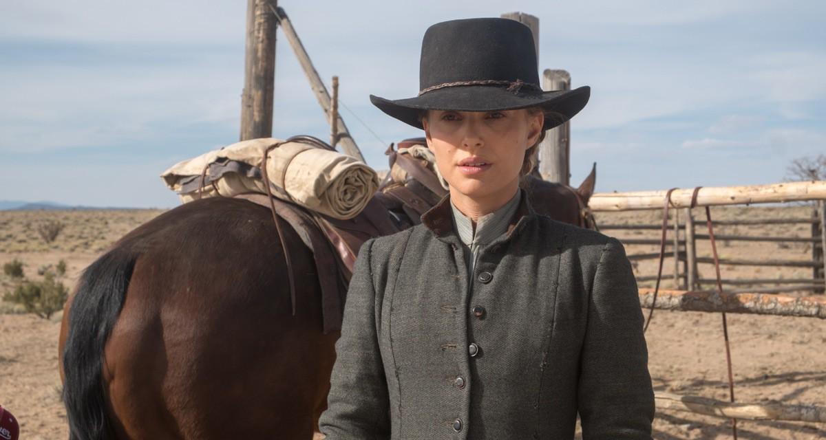 Una del Oeste con Natalie Portman