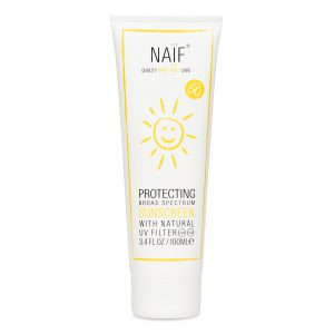 NAIF Sunscreen Front