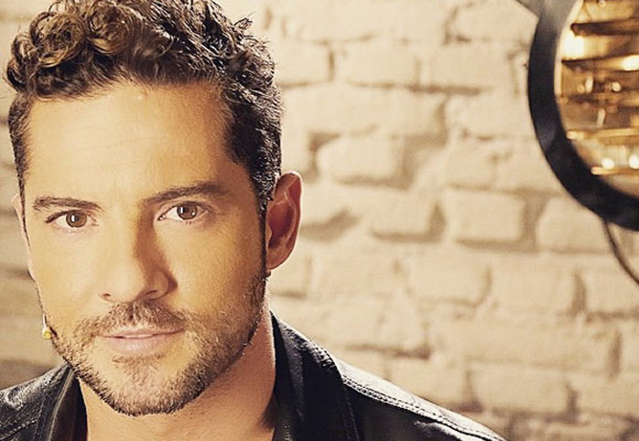 "David Bisbal ya vive con su ""churri"""