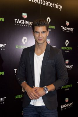 Maxi Iglesias TAG Heuer Connected_2