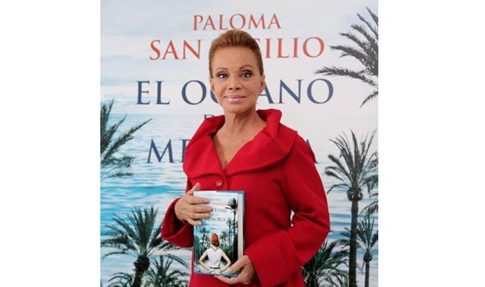 La novela de Paloma San Basilio, pura pasión