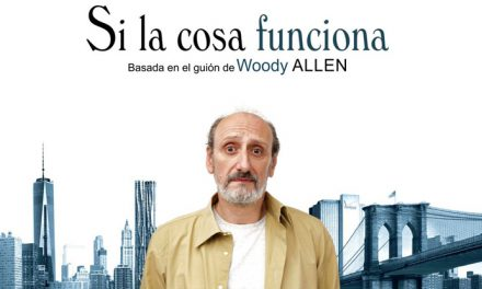'Si la cosa funciona', Woody Allen llega al teatro