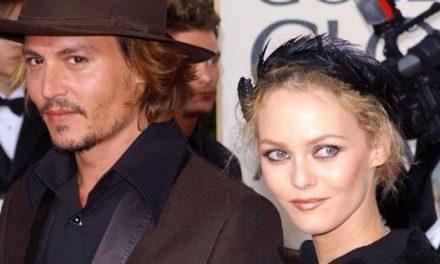"Vanessa Paradis defiende a Johnny Depp: ""No es un maltratador"""