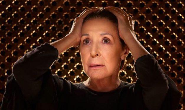 Concha Velasco se mete en la piel de Juana La Loca
