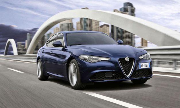 Alfa romeo Giulia, diseño y máxima seguridad en marcha