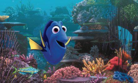 Tras encontrar a Nemo llega 'Buscando a Dory'