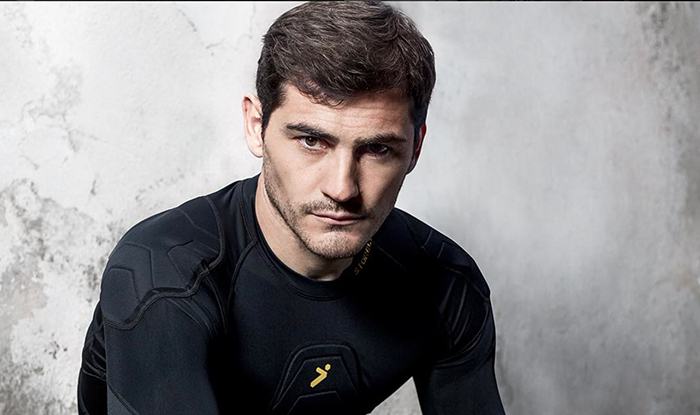 Iker Casillas, el más sexy de la Eurocopa