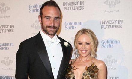 Kylie Minogue se casa con su 'yogurín'