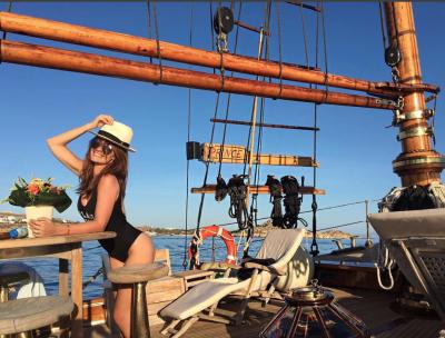 Nagore barco