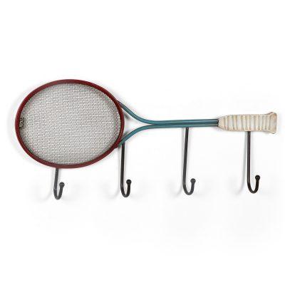 Perchero raqueta de tenis. Demarques.es