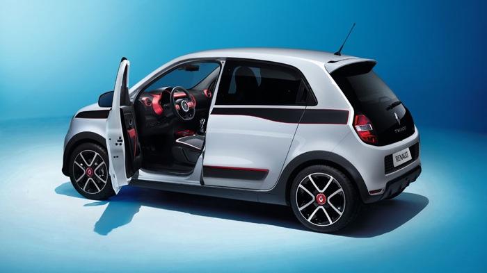 Agil, divertido, práctico, ideal para la ciudad… Así es el Renault Twingo