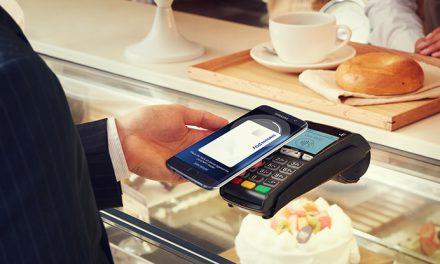 Paga tus compras con el móvil gracias a Samsung Pay