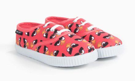 Los Angry Birds vuelan hasta su armario