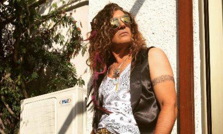 Antonio, un rockero de 'bandera'