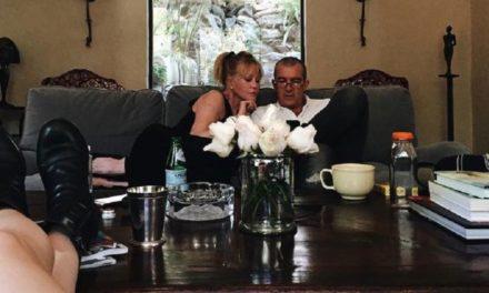 Antonio Banderas y Melannie Griffith, juntos otra vez
