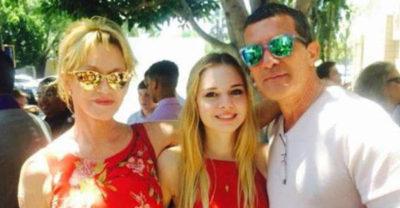 Antonio, Melannie y Stella