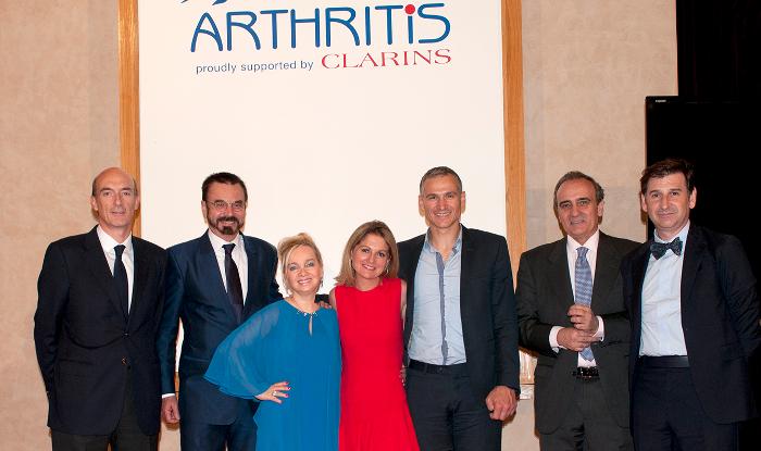 Clarins apoya la investigación de la artritis