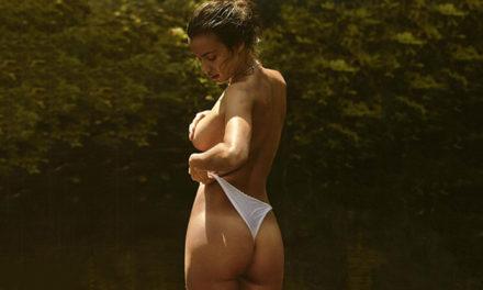 ¡Qué fuerte! Irina Shayk lo enseña casi todo en Instagram