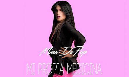 "Mina de Pop arrasa con el videoclip de ""Mi propia medicina"""