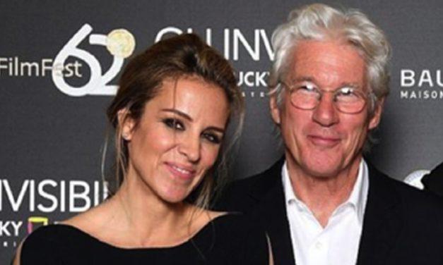 El nuevo nidito de amor de Richard Gere y Alejandra Silva en Madrid