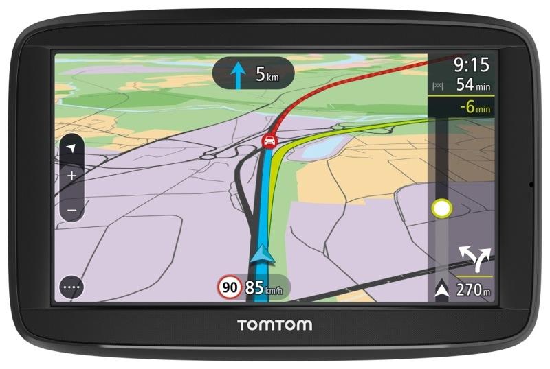 El nuevo TomTom se puede conectar a tu smarphone
