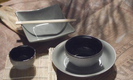 Se lleva el estilo oriental… Hasta en la sopa