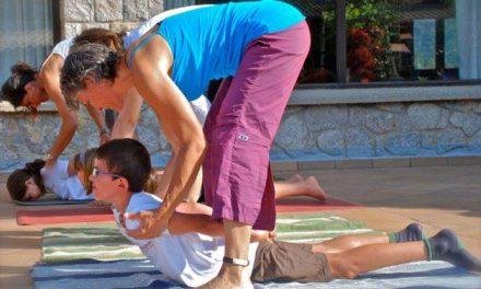 Yoga y diversión en el Festival Om Shree Om