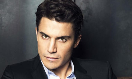 Álex González, el hombre más sexy de este verano