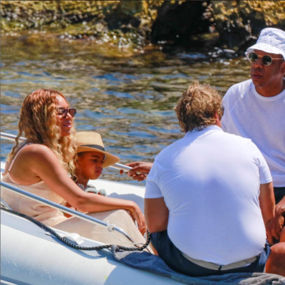 Beyonce y familia