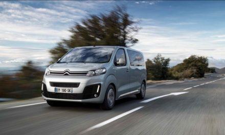 El nuevo Citroën Space Tourer, ideal para las escapadas en familia
