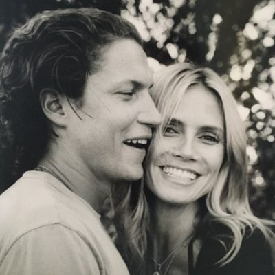 Heidi y novio