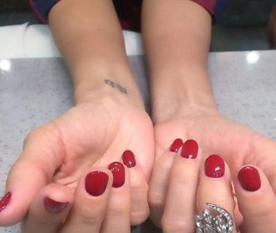 Jessica Alba tatuaje
