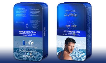 Davidoff Cool Water protege los océanos