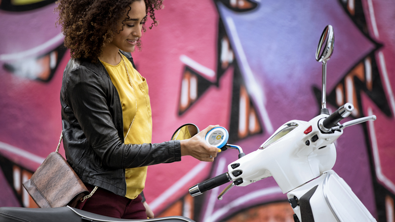 TomTom VIO, el primer navegador exclusivo para scooters