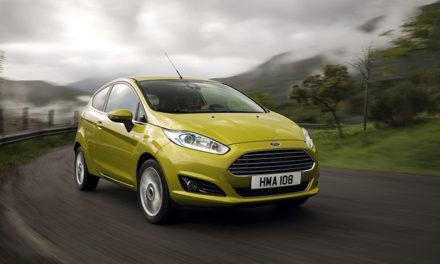 El Ford Fiesta cumple 40 añazos en plena forma