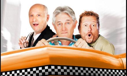 Taxi pone su motor en marcha para arrancar carcajadas