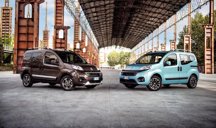 Nuevo Fiat Qubo, un turismo original, funcional y muy dinámico