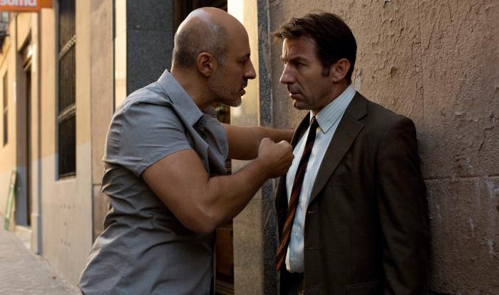 El thriller policíaco 'Que Dios nos perdone' llega a los cines