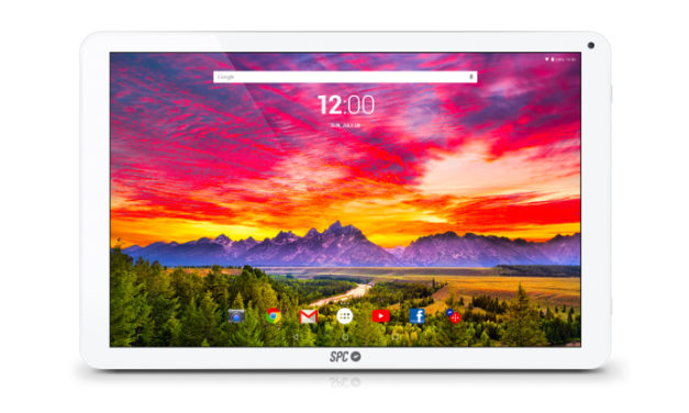 SPC Heaven 10.1, una tablet increíblemente potente para llevar siempre contigo
