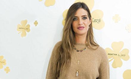 Los símbolos de la suerte de Sara Carbonero para «Agatha París»