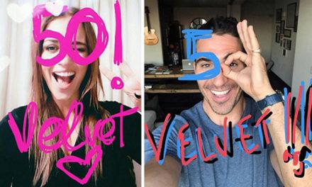 En «Velvet» están de cumpleaños… ¡¡Feliz capítulo 50!!