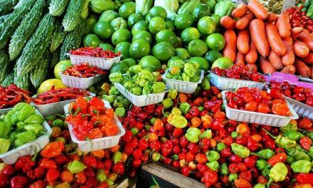 Alimentos verdes, morados, rojos… Estos son los beneficios de 'la dieta del color'