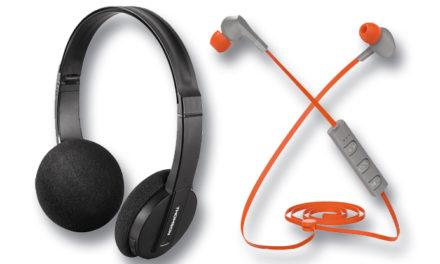 Auriculares Bluetooth Thomson, multitud de funciones y máxima duración