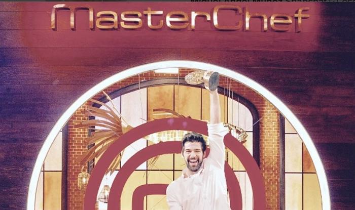 Miguel Ángel Muñoz, ganador de 'MasterChef Celebrity'