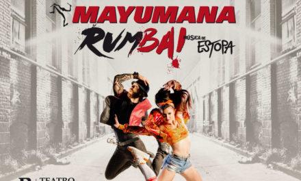 Mayumana despliega todo su arte sobre las tablas al ritmo de Estopa