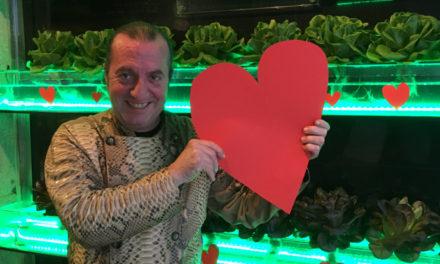 El San Valentín con más corazón en el restaurante Floren Domezain