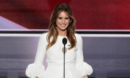 Claves para copiar el 'look' de la primera dama norteamericana Melania Trump