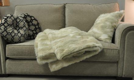 En estos días tan fríos ¡es tiempo de mantas!