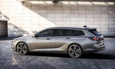 Muy espacioso y deportivo, así es el nuevo Opel Insignia Sports Tourer
